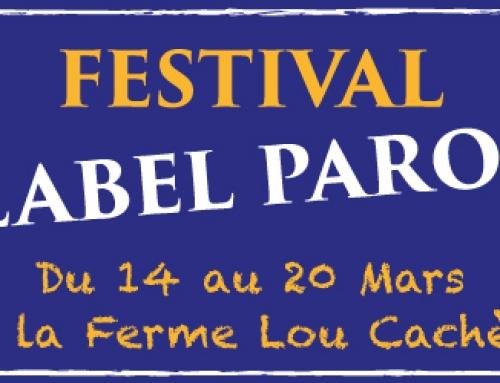 Label Parol du 14 au 20 Mars